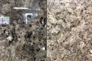 Choosing a Countertop Based on Finish