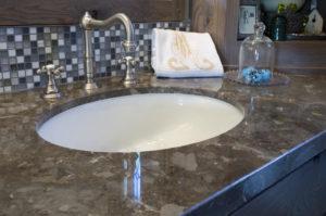 Under-Mount Sink Installation