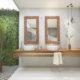 Quartz Bathroom Flooring
