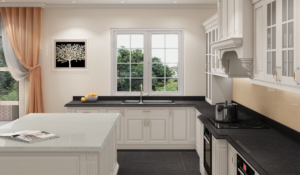 Contrasting or Complimentary color Countertops