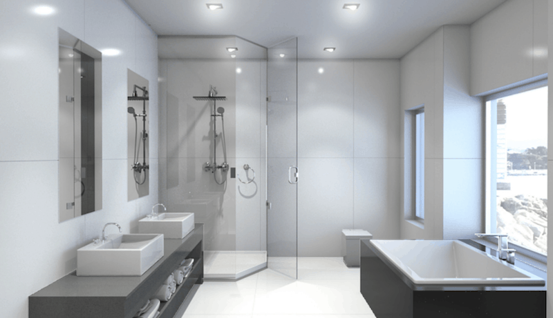 Vicostone-visualizer lets you see your bathroom choices