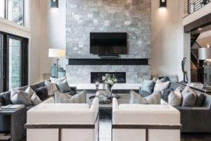 Natural Stone Fireplaces – Beyond the Brick