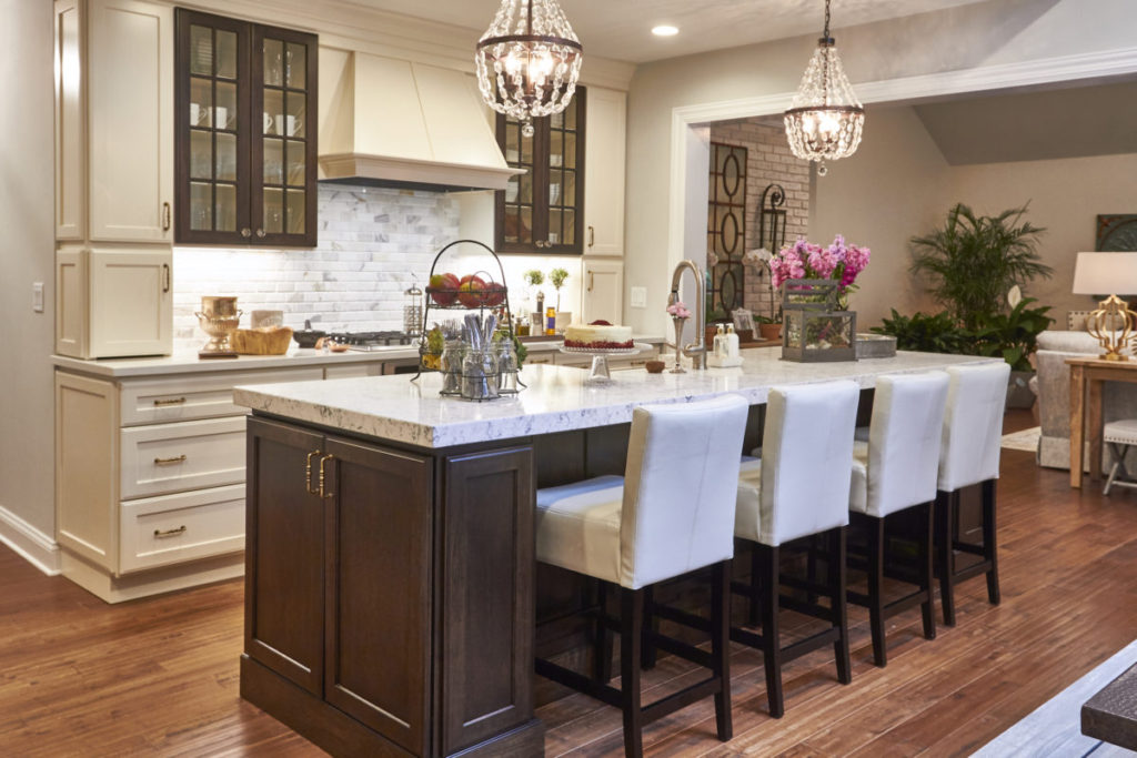 Traditional Style Kitchen