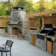 Granite for the Outdoor Kitchen